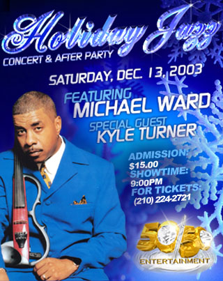 The Holiday Jazz Concert & After Party