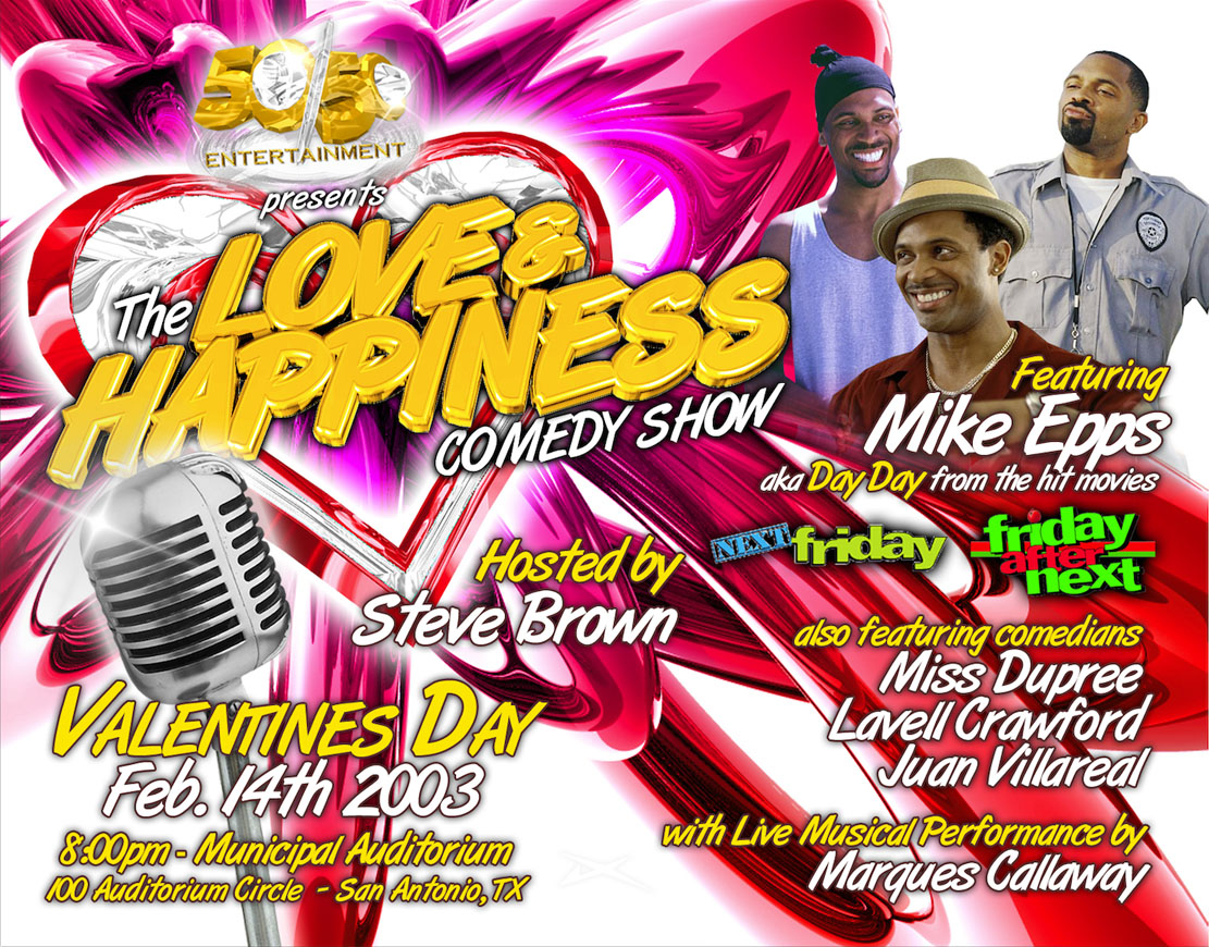 Love & Happiness Comedy Show