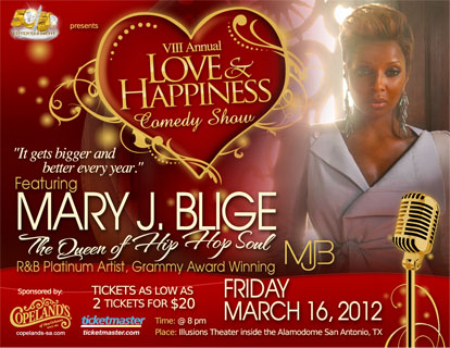 VIII Annual Love & Happiness Comedy Show