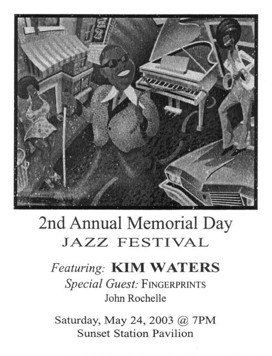 Second Annual Memorial Jazz Fest
